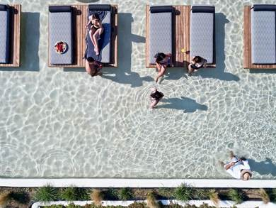 Naxian Utopia Luxury Villas and Suites - Agios Prokopios - Naxos