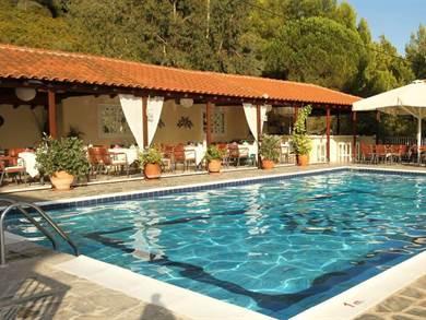 Hermes Hotel & Apartments - Kolios - Skiathos