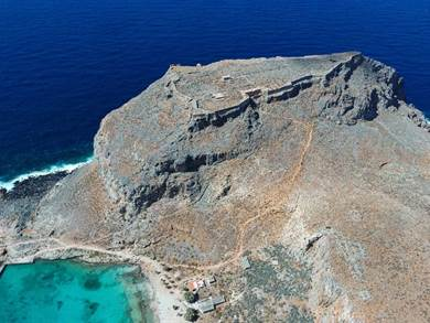 Creta: Isola di Gramvousa