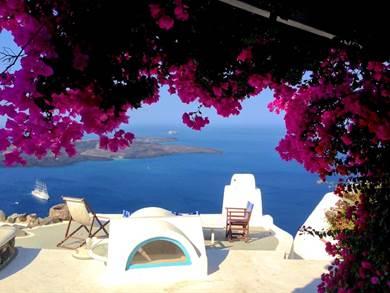 Isole Greche - Come arrivare a Santorini