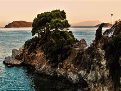 Isole Greche - Come arrivare a Skiathos