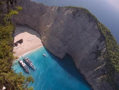 Isole Greche - Come arrivare a Zante