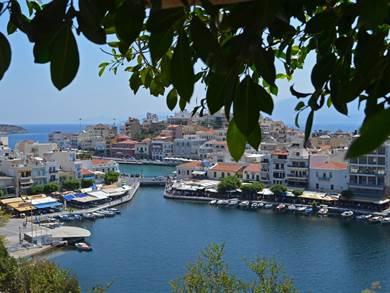 Crete: Agios Nikolaos village