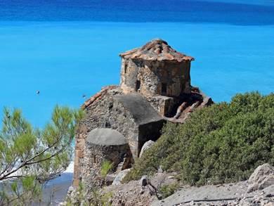 Creta: Spiaggia di Agia Roumeli