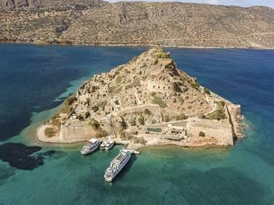 Crete: Spinalonga Island
