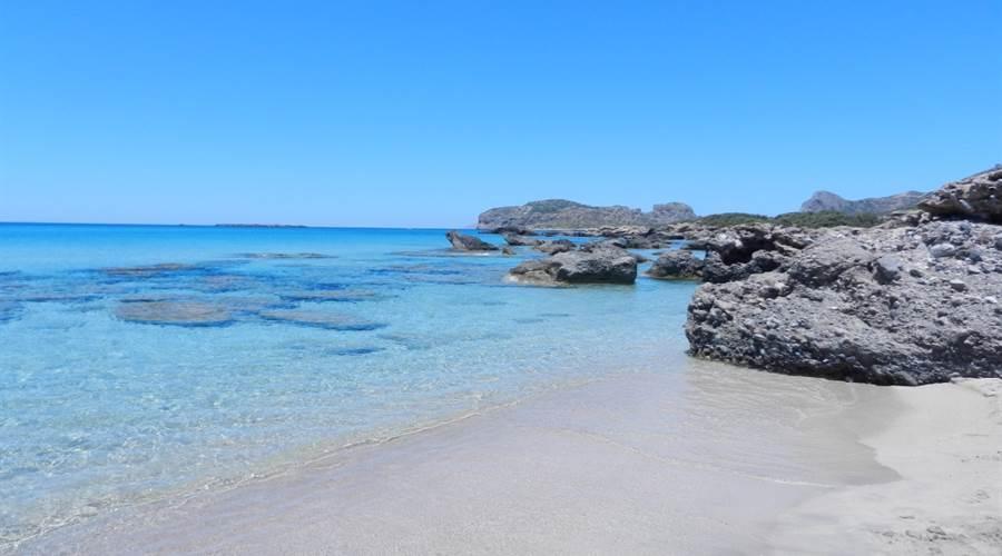Crete: Falassarna beach