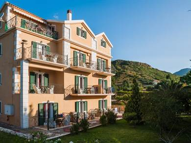 Villa dei sogni - Katelios - Cefalonia