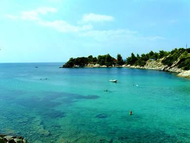 CALCIDICA SITHONIA OVEST: Spathies Beach