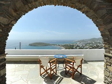 Veranda Me Thea - Agios Ioannis - Tinos