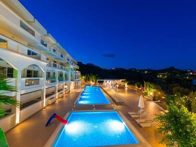 Alpiselect Lindos White Hotel & Suite
