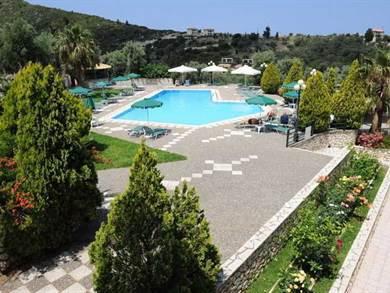 Santa Marina Hotel - Lefkada - Agios Nikitas