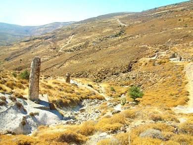 Lesbos: La Foresta Pietrificata
