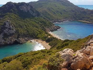 Corfu': Spiagge Corfu'