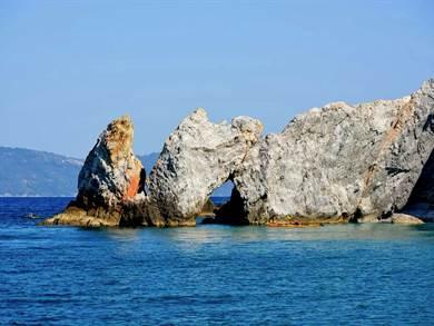 SKIATHOS: Spiaggia di Lalaria