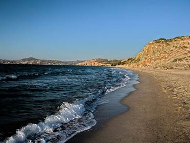 Spiagga di Manganari