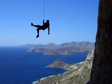KALYMNOS: Climbing Festival Kalymnos