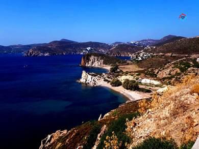 PATMOS: Spiagge di Patmos