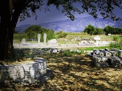 SAMOS: Tempio di Hera o Heraion