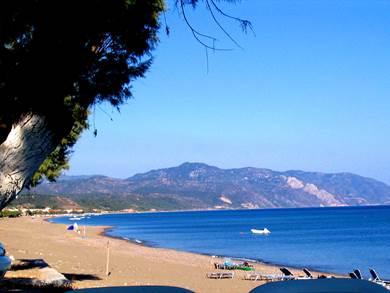 LESBOS: Le Spiagge di Lesbos