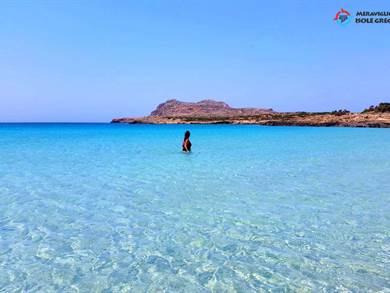 KARPATHOS: Spiaggia di Diakoftis