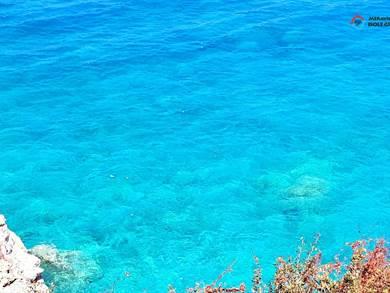 KARPATHOS: Spiaggia di Kira Panagira