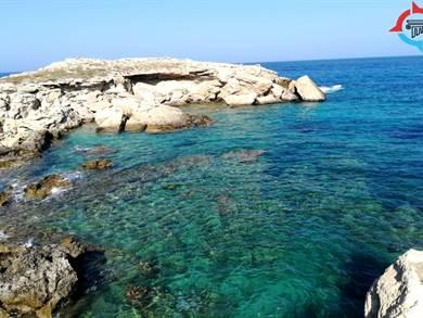 KARPATHOS: Spiaggia di Lefkos