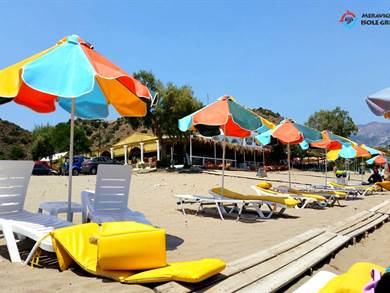 KARPATHOS: Spiaggia di Pigadia