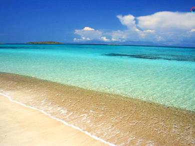 ELAFONISSOS: Spiaggia di Panaghia