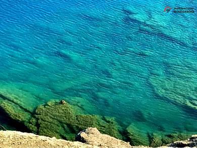 KARPATHOS: Spiaggia di Agios Minas