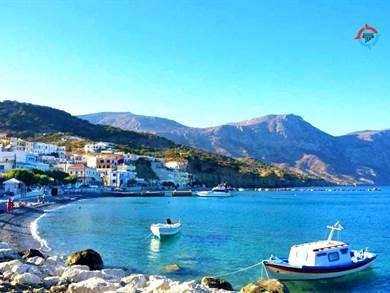 KARPATHOS: Spiaggia di Diafani