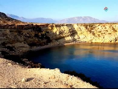 KARPATHOS: Spiaggia di Agios Theodoros