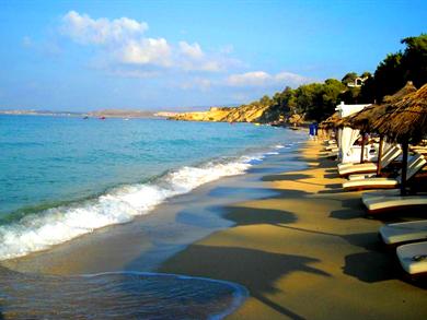 KEFALONIA: Makris Gialos Beach