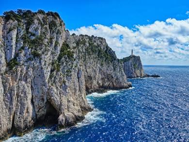 LEFKADA: Capo Lefkada