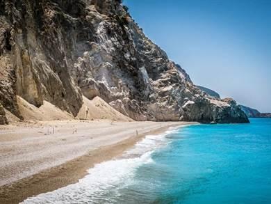 LEFKADA: Spiaggia di Egremmi