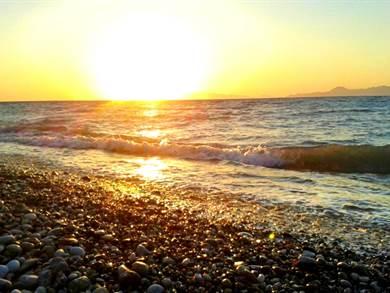 RODI: Spiaggia di Ialyssos
