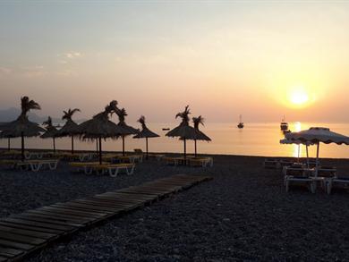 RODI: Spiaggia di Vlycha