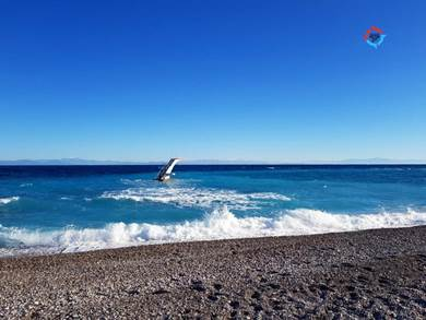 RODI: Spiaggia di Elli