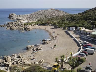 RODI: Spiaggia di Ladiko