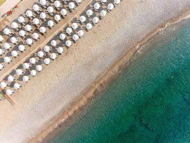 Spiaggia di Kiotari Rodi