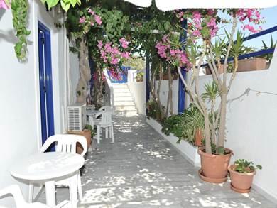 Proteas Hotel - Kamari - Santorini