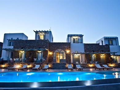 Niirides Luxury Home - Elia - Mykonos