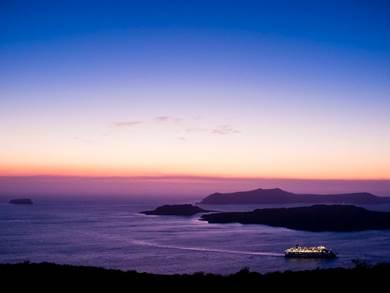 Aegagros Caldera House - Megalochori - Santorini