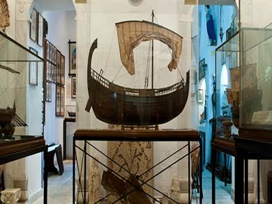 MYKONOS: Museo Marittimo Dell'Egeo