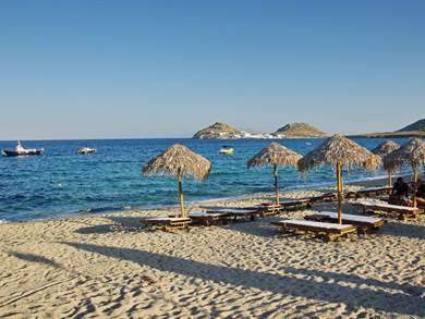 Spiaggia di Kalafati MYKONOS