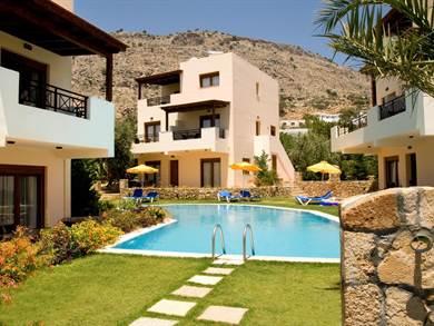 Blue Dream Luxury Villas - Pefkos - Rodi