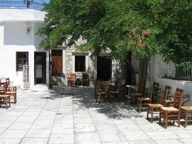 Villaggio di Apiranthos NAXOS