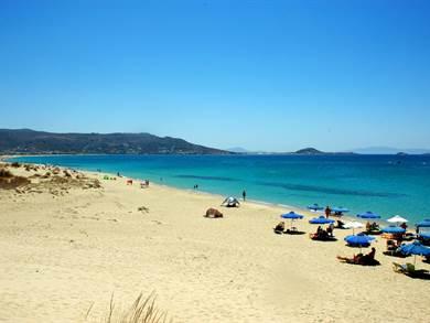 Spiaggia di Plaka Naxos