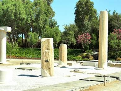 Tempio di Dioniso Naxos