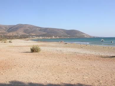 Spiaggia di Agiassos Naxos