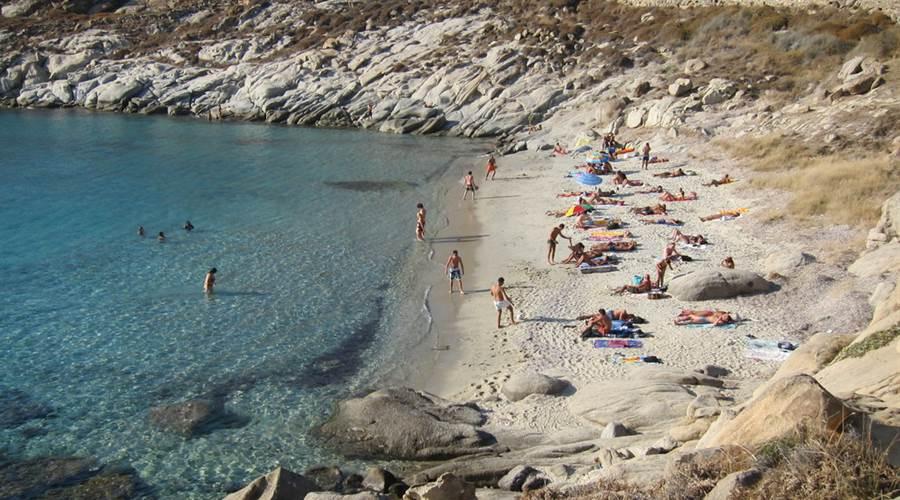 Spiaggia di Kapari MYKONOS